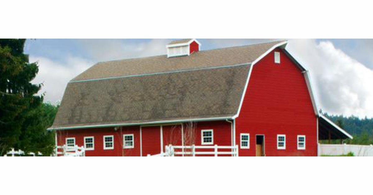 home banner image barn